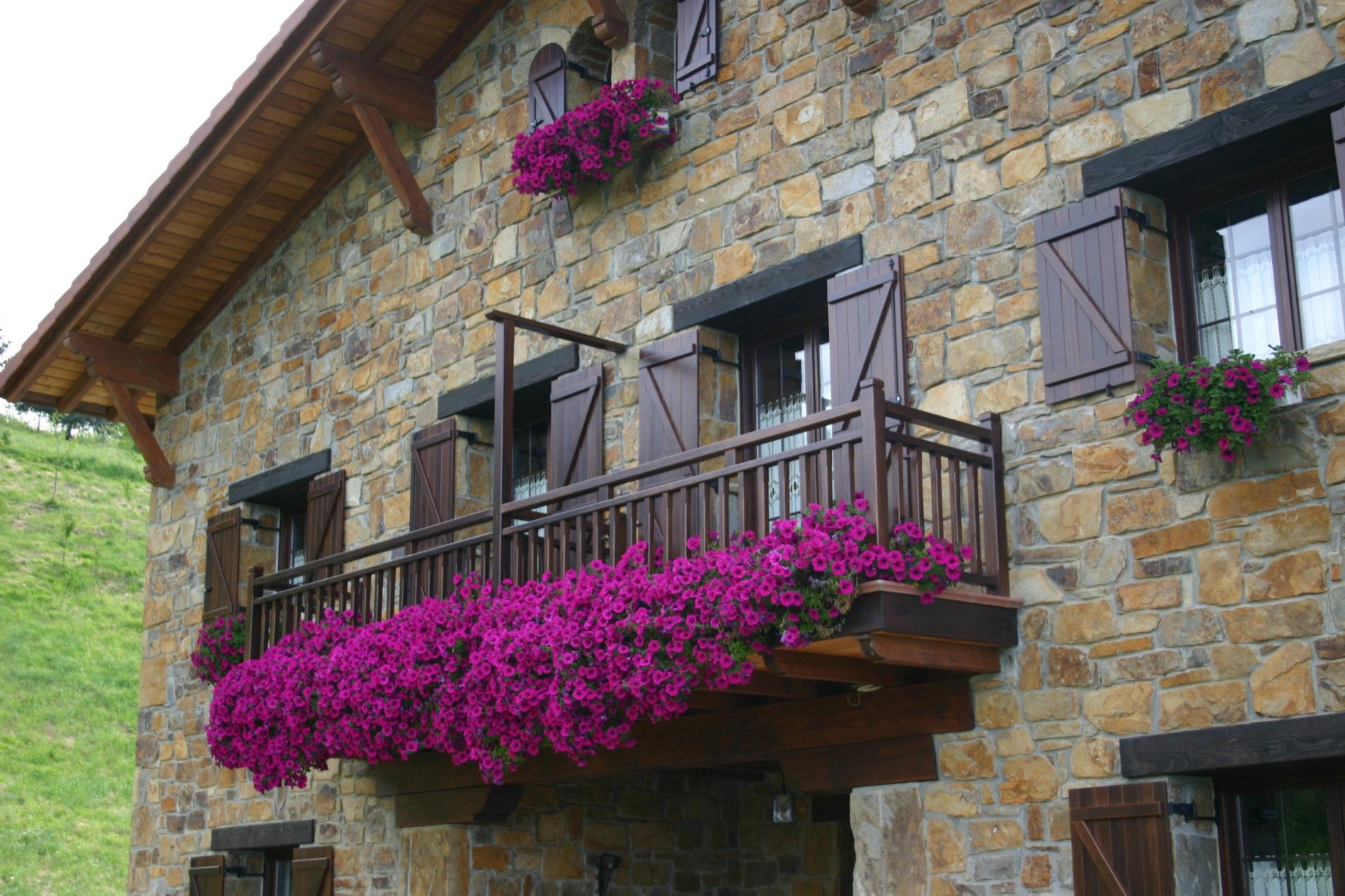 Balcones y barandillas Irastorza